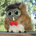 11th Doctor Whoo Owl Art Doll
